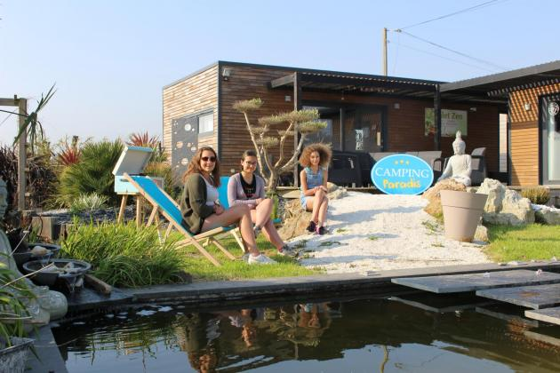 camping paradis vacances famille finistere